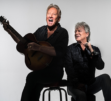 Air Supply at Palace Theater
